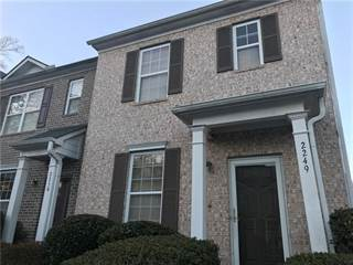 Townhouse for rent in 2249 Bayrose Circle 49B, East Point, GA, 30344