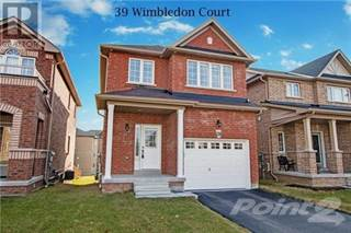 Single Family for sale in 39 WIMBLEDON CRT, Whitby, Ontario
