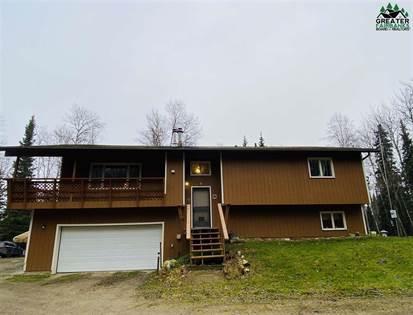 Residential Property for sale in 616 HARDROCK ROAD, Fairbanks, AK, 99712