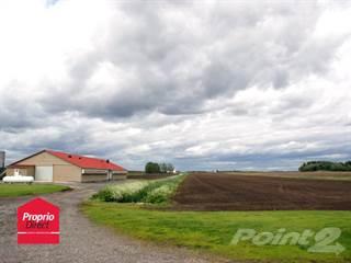 Farm And Agriculture for sale in 2027 Ch. de la Grande-Ligne, Saint-Alexandre, Quebec, J0J1S0
