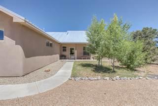 Single Family for sale in 14 Kiva Place, Sandia Park, NM, 87047