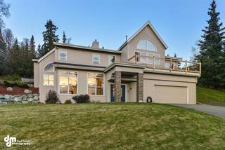 Single Family for sale in 4600 Southpark Bluff Drive, Anchorage, AK, 99516