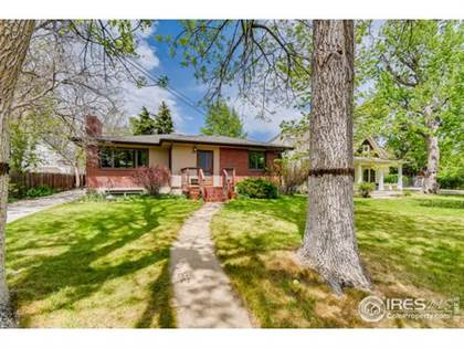 Residential Property for sale in 1341 Cedar Ave, Boulder, CO, 80304