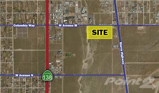 Comm/Ind for sale in W Avenue M, Palmdale, CA, 93551