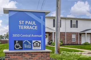 Apartment for rent in St. Paul Terrace - 2 Bedroom Unit, Parkersburg, WV, 26104