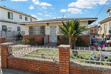 Multifamily for sale in 145 S Townsend Avenue, East Los Angeles, CA, 90063