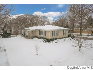 Single Family for sale in 407 S PEARL ST, Waverly, IL, 62692