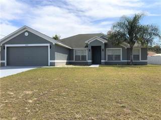 Single Family for rent in 4615 GONDOLIER ROAD, Spring Hill, FL, 34609