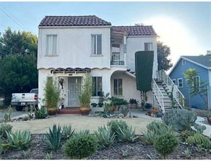 Multifamily for sale in 3868 Edenhurst Avenue, Atwater Village, CA, 90039