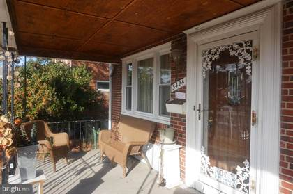 Residential for sale in 3424 FLEETWOOD AVE, Baltimore City, MD, 21206