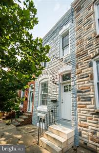 Residential Property for sale in 771 W CROSS ST, Baltimore City, MD, 21230