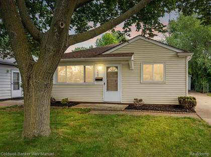 Residential Property for sale in 6620 N WAVERLY Street, Dearborn Heights, MI, 48127