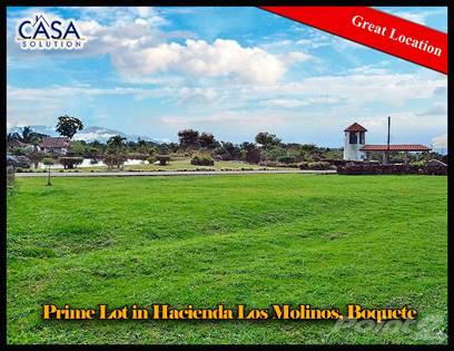 Residential Property for sale in Residential Development Lot for Sale in Hacienda Los Molinos, Boquete, Boquete, Chiriquí