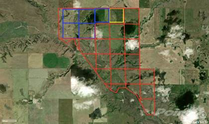 Farm And Agriculture for sale in Qu'Appelle Irrigated Ranch, RM of Craik No 222, Saskatchewan