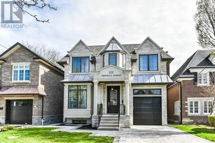 Single Family for sale in 125 IMPERIAL ST, Toronto, Ontario, M5P1C7