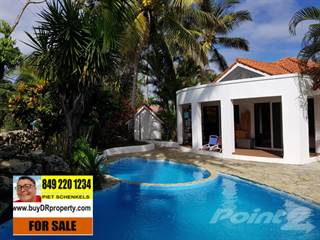 Residential Property for sale in GORGEOUS 2 BEDROOM VILLA IN PHASE ONE IN CASA LINDA, Sosua, Puerto Plata