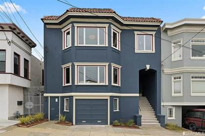 Residential Property for sale in 812 35th Avenue, San Francisco, CA, 94121