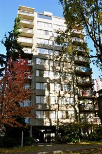 Apartment for rent in 1735 Nelson Street, Vancouver, British Columbia, V6G 1M7