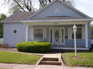 Single Family for sale in 208 E. Franklin Street, Roodhouse, IL, 62082