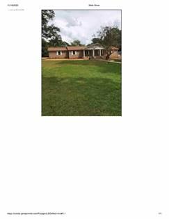 Residential Property for sale in 317 S Extension Street, Hazlehurst, MS, 39083