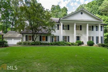 Residential Property for sale in 4102 Whitewater Creek Rd, Atlanta, GA, 30327