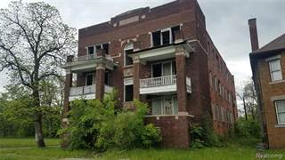 Multi-family Home for sale in 2903 MONTGOMERY Street, Detroit, MI, 48206