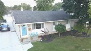 Single Family for sale in 4847 CLARK Court, Trenton, MI, 48183