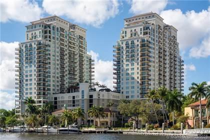 Residential Property for sale in 610 W Las Olas Blvd 1620N, Fort Lauderdale, FL, 33312