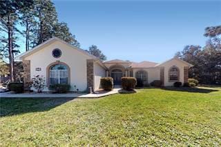 Single Family for sale in 12374 FILLMORE STREET, Spring Hill, FL, 34609