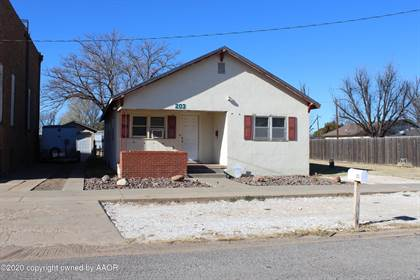 Residential Property for sale in 203 7th St, Memphis, TX, 79245