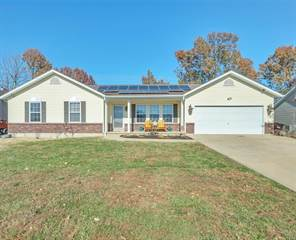 Single Family for sale in 1270 Sleepy Hollow Dr, Troy, MO, 63379