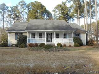 Single Family for sale in 109 Nanthala Court East, Hertford, NC, 27944