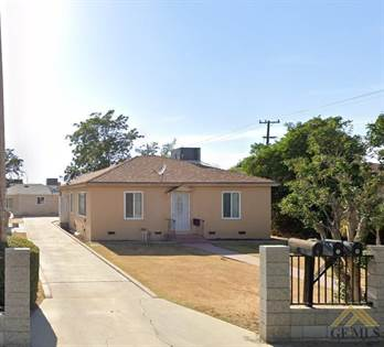 Residential Property for sale in 1300 Stockton Street, Bakersfield, CA, 93305
