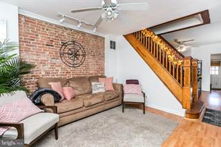 Townhouse for rent in 1720 BYRD STREET, Baltimore City, MD, 21230