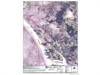 Land for sale in 1520 Seymour Lake Road, Brandon Township, MI, 48462