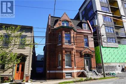 Multi-family Home for sale in 239 Princess Street, Saint John, New Brunswick