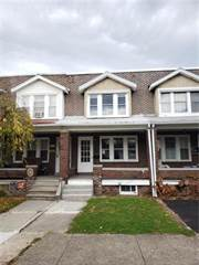 Townhouse for rent in 2017 West Green Street, Allentown, PA, 18104