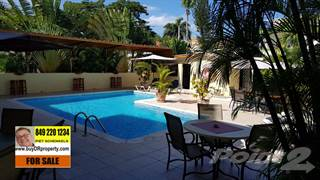 Comm/Ind for sale in HOTEL WITH BAR/RESTAURANT FOR SALE IN THE CENTER OF SOSUA, Sosua, Puerto Plata