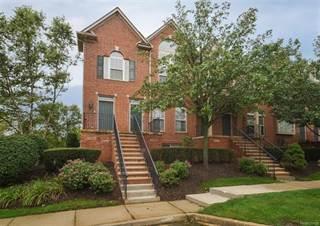 Condo for sale in 39601 Springwater Drive, Northville, MI, 48168