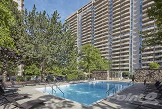 Apartment for rent in Bretton Place - One Bedrom, Toronto, Ontario