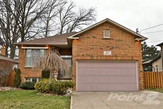 Residential Property for sale in 45 OWEN Place, Hamilton, Ontario, L8G 2H3