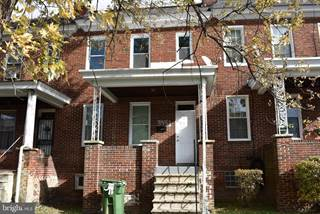 Townhouse for rent in 3951 WILSBY AVE, Baltimore City, MD, 21218