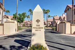 Townhouse for rent in 2801 N LITCHFIELD Road 17, Goodyear, AZ, 85395