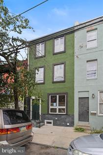 Residential Property for sale in 145 W NORRIS STREET, Philadelphia, PA, 19122