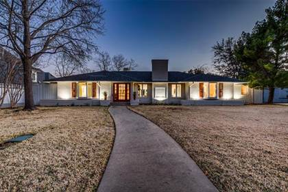 Residential Property for sale in 6106 Meadowcrest Drive, Dallas, TX, 75230