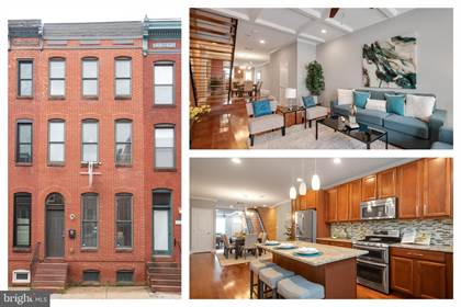 Residential Property for sale in 1315 LIGHT STREET, Baltimore City, MD, 21230