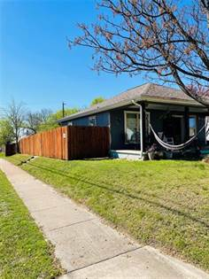Residential for sale in 1126 E Morningside Drive, Fort Worth, TX, 76104
