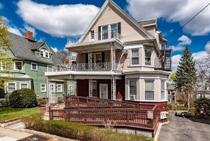 Multifamily for sale in 67 Crawford Street, Boston, MA, 02121