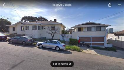 Multifamily for sale in 2368 UNION ST, San Diego, CA, 92101