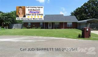 Residential Property for sale in 205 Sunrise, Idabel, OK, 74745